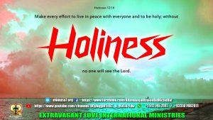 Hebrews 12 14