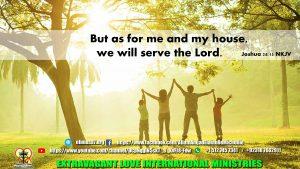 Joshua 24 15
