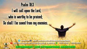 Psalm 18 3