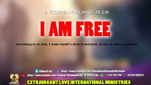 1 Corinthians 9 19