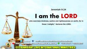 Jeremiah 9 24