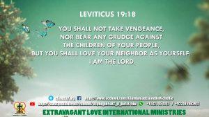 Leviticus 19 18