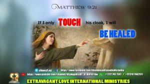 Matthew 9 21
