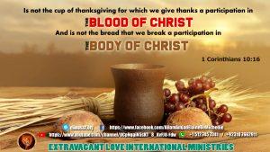 1 Corinthians 10 16