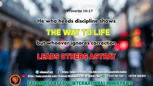 Proverbs 10 17