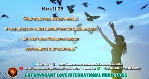 Mark 11 25