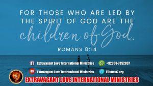 Romans 8 14